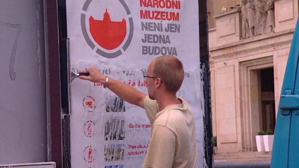 Reklama na Praze 6