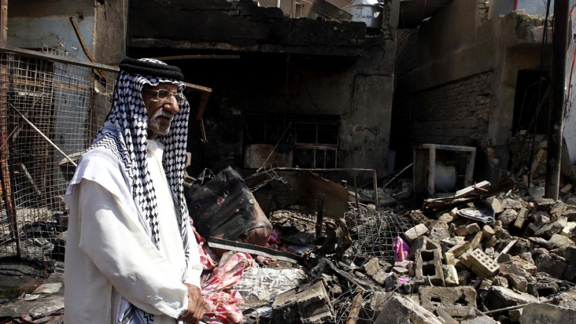 Násilí v Iráku