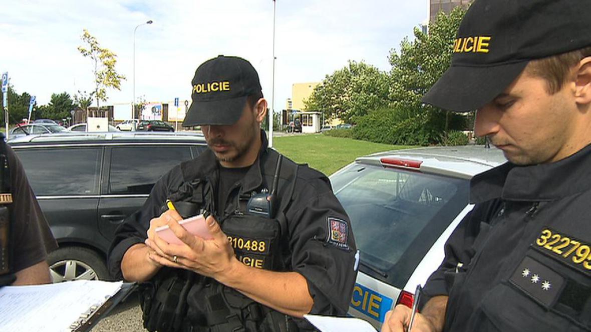 Policie se zaměřila na Prahu 4