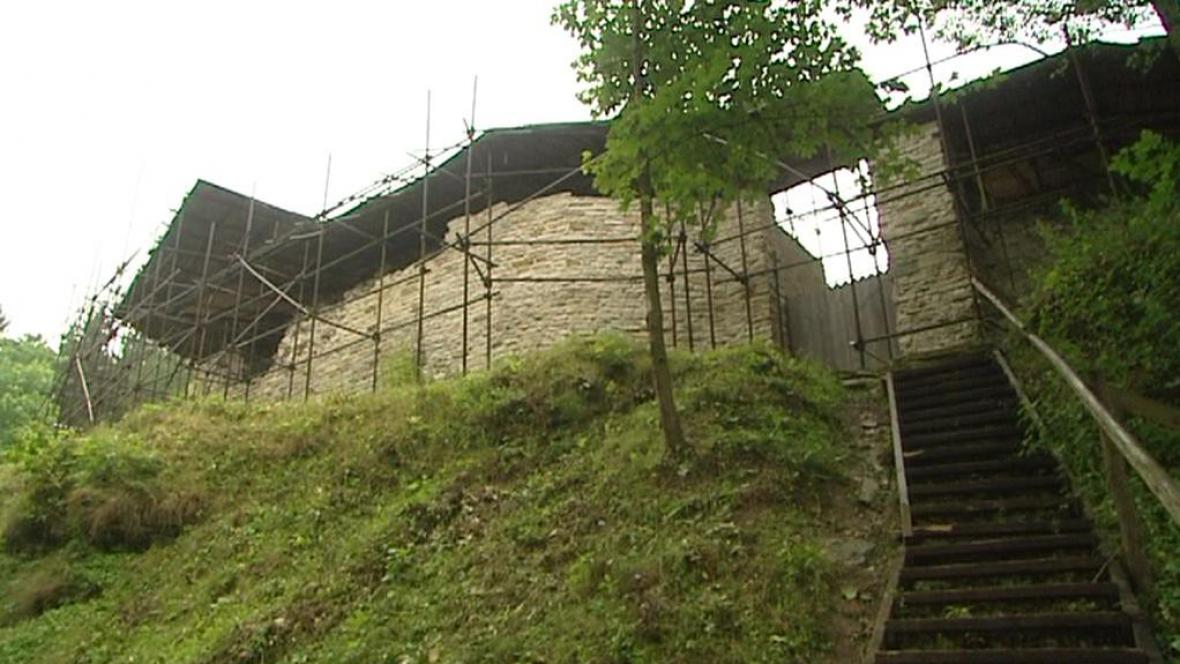 Hrad Vízmburk