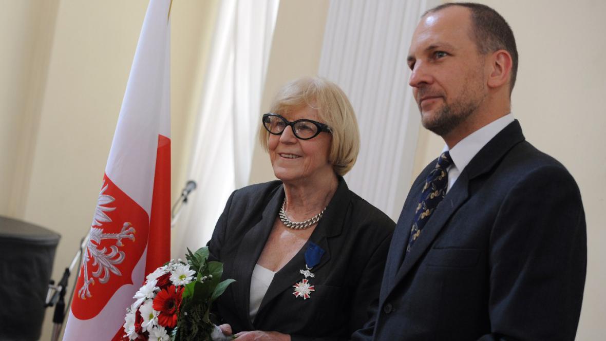 Eva Zaoralová a Marek Minarczuk