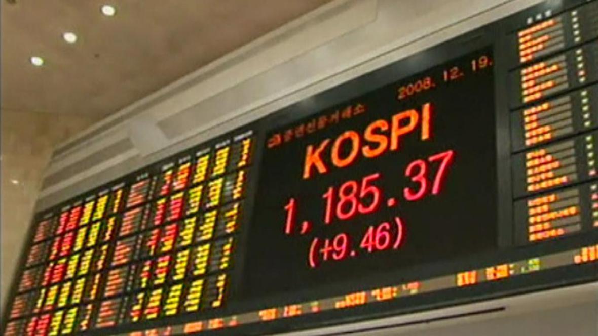 Akciová burza v Soulu