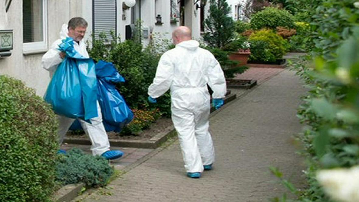 Vyšetřování vražd v Německu