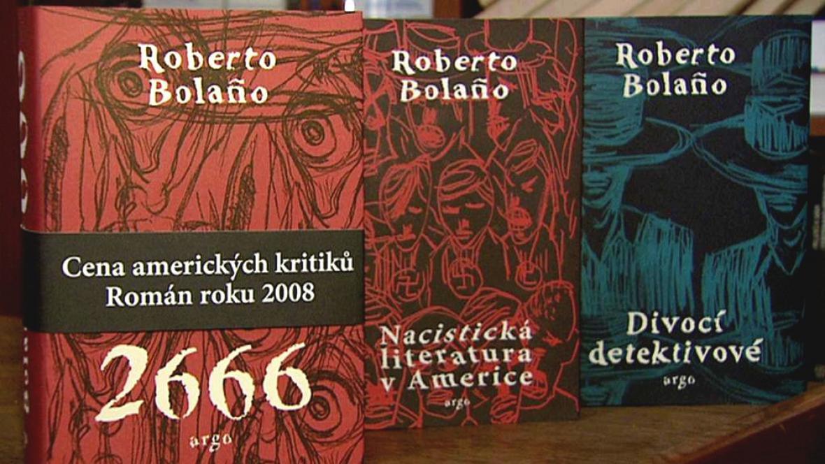 Knihy Roberta Bolaña