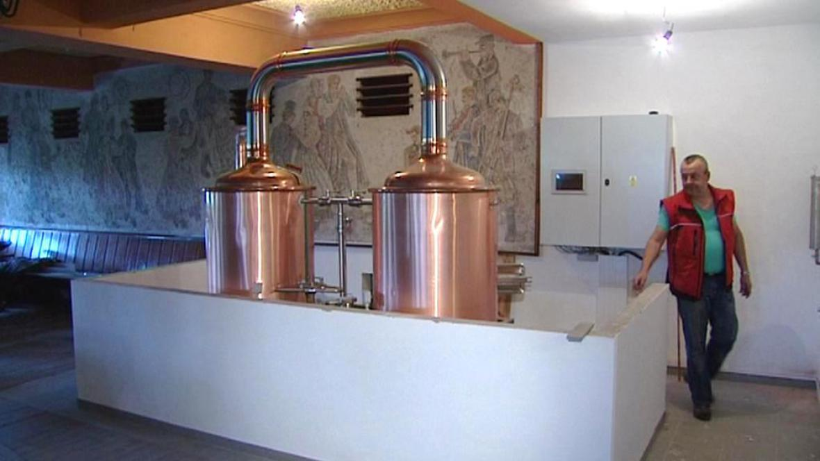 Pivovar na Luční boudě