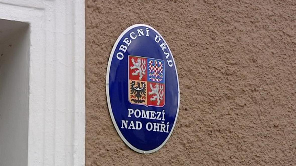 Obecní úřad v Pomezí nad Ohří
