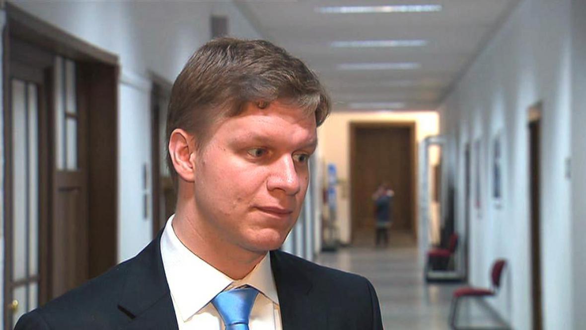 Tomáš Hudeček, náměstek primátora (TOP 09)