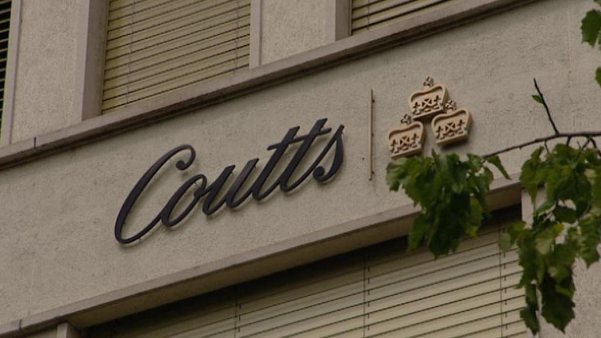 Švýcarská banka Coutts