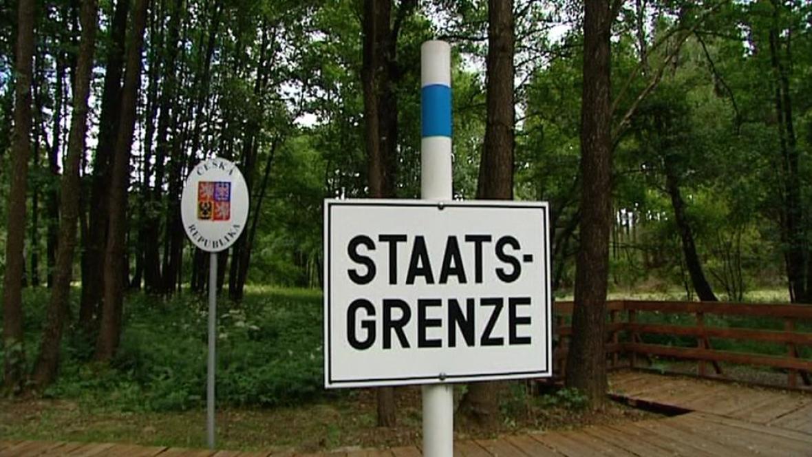 Německo-česká hranice