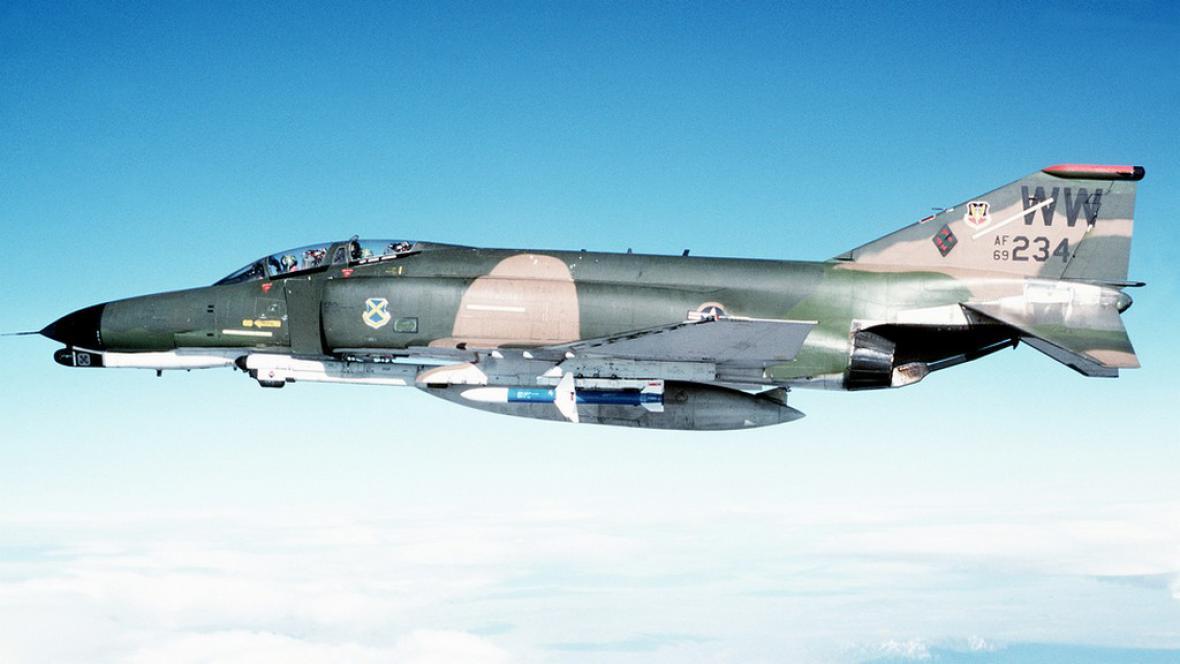 F-4 Phantom v USA