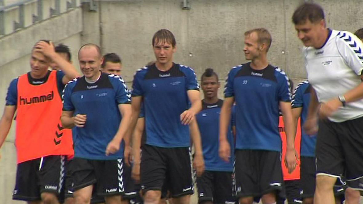 Příprava jihlavských fotbalistů