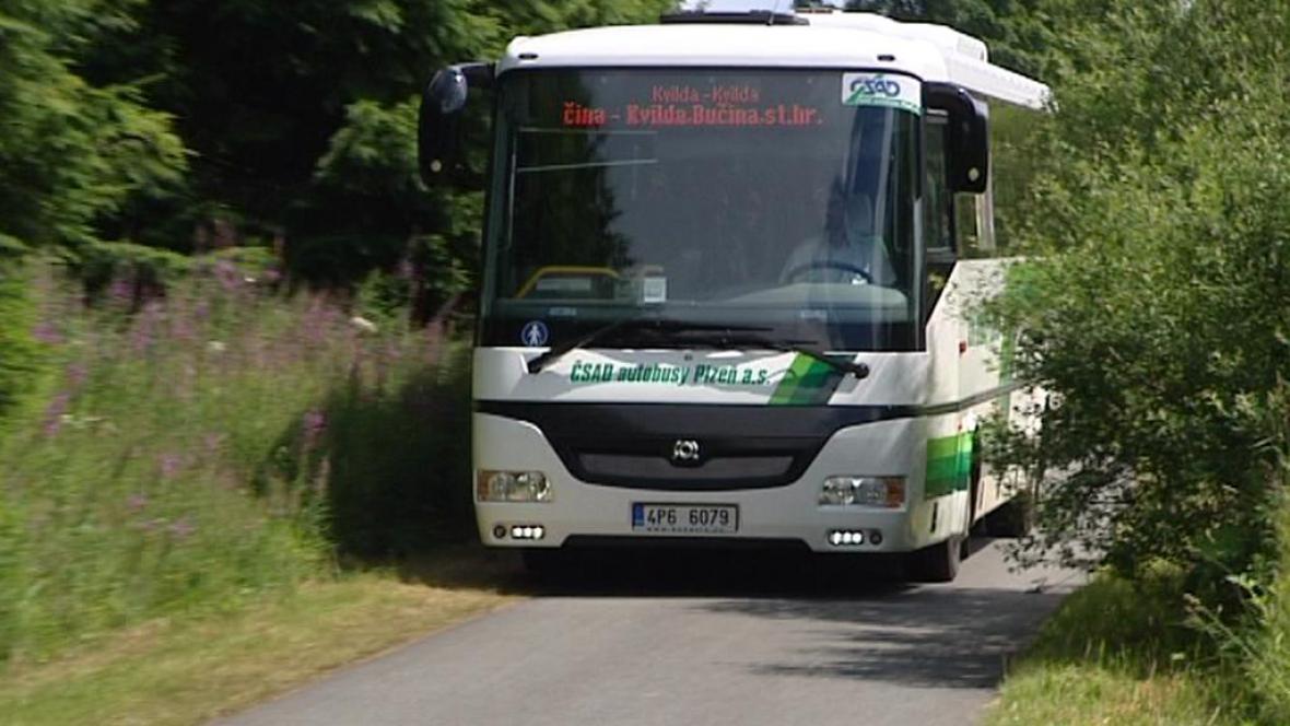 Šumavský autobus