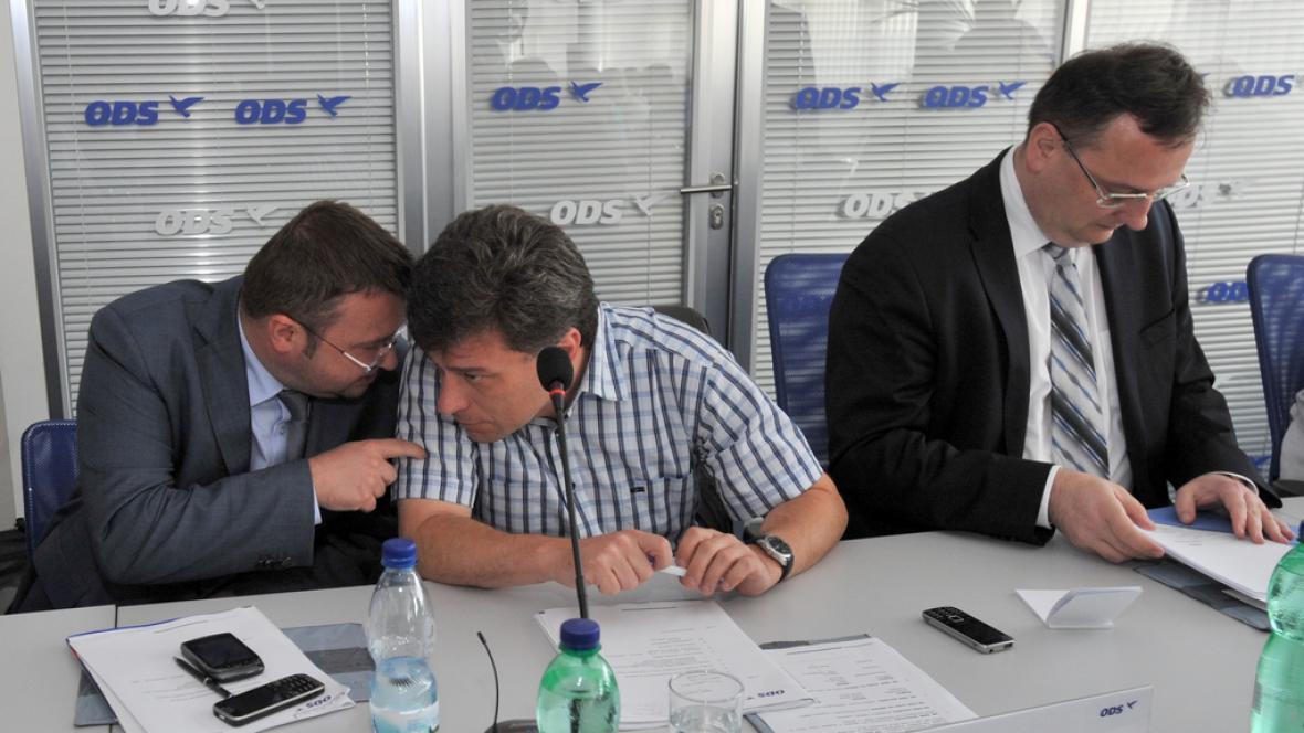 Jednání výkonné rady ODS