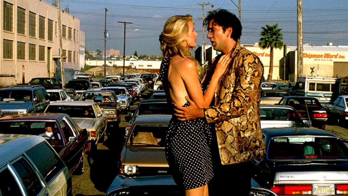 Zběsilost v srdci / Laura Dern a Nicolas Cage