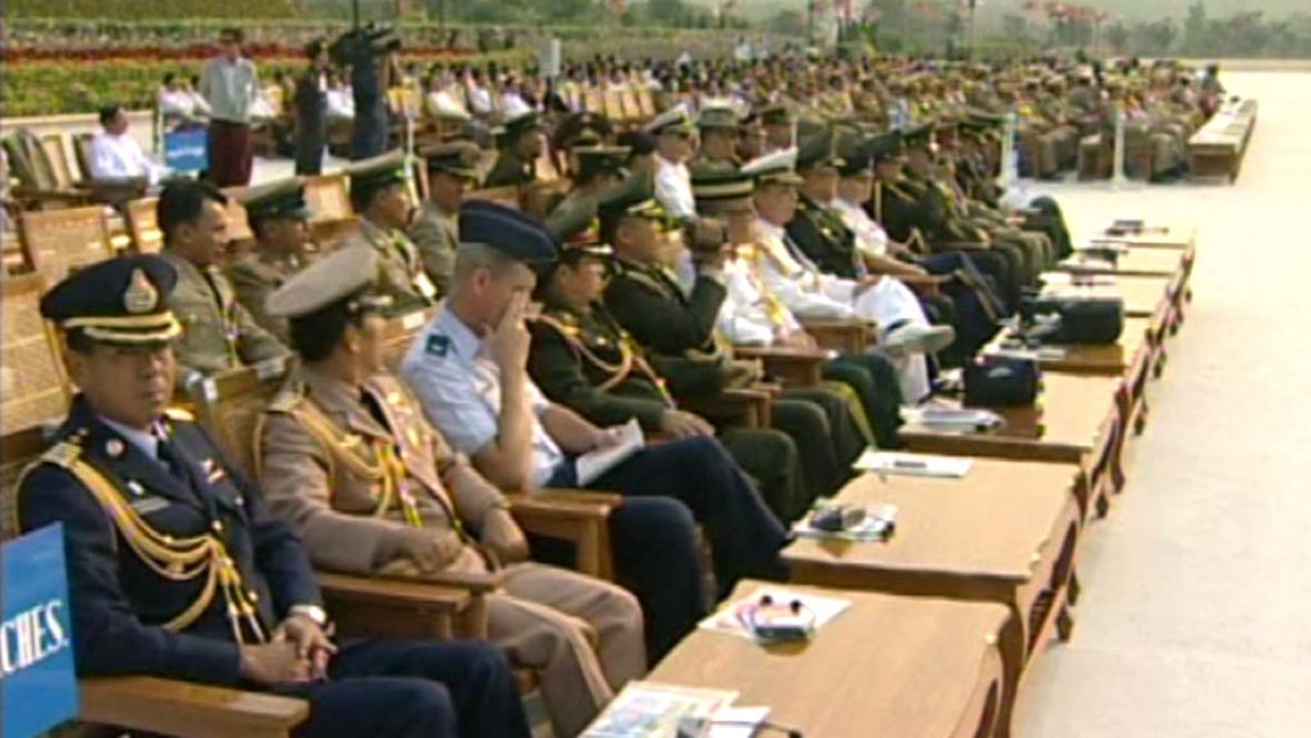 Vojenská junta