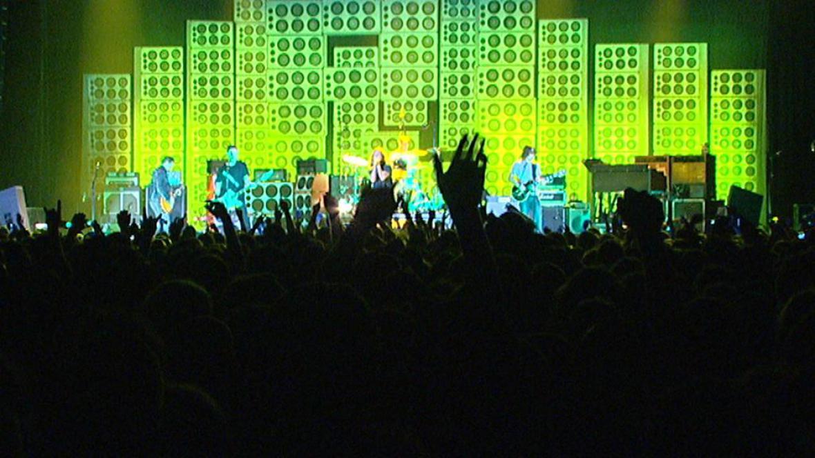 Pearl Jam v O2 areně