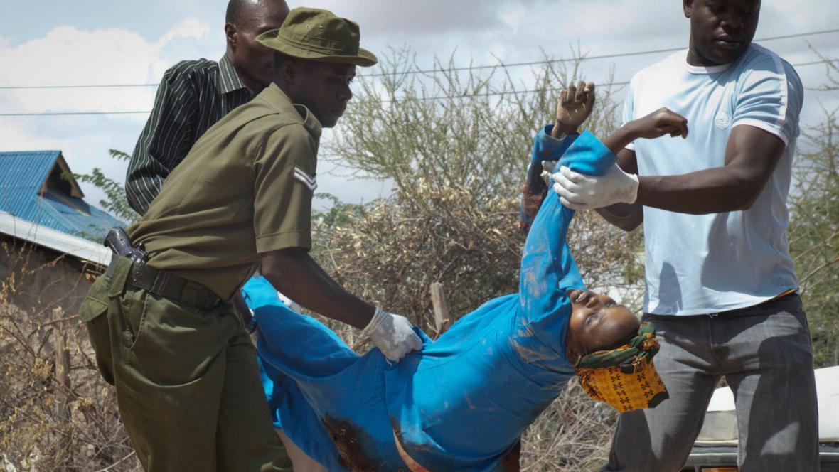 Útok v keňské Garisse