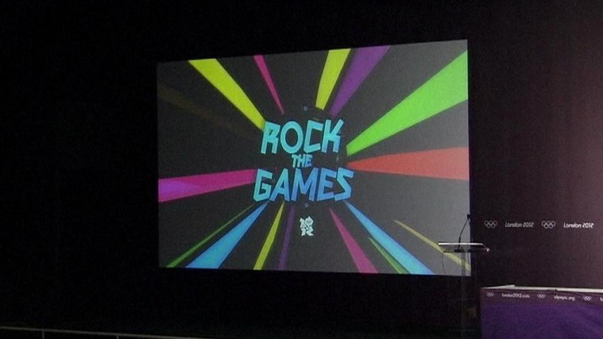 Hudba pro olympijské hry v Londýně