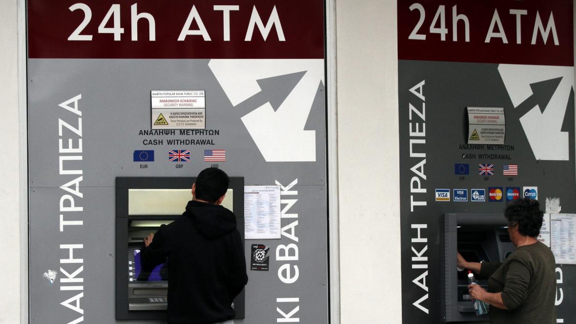 Kyperská banka