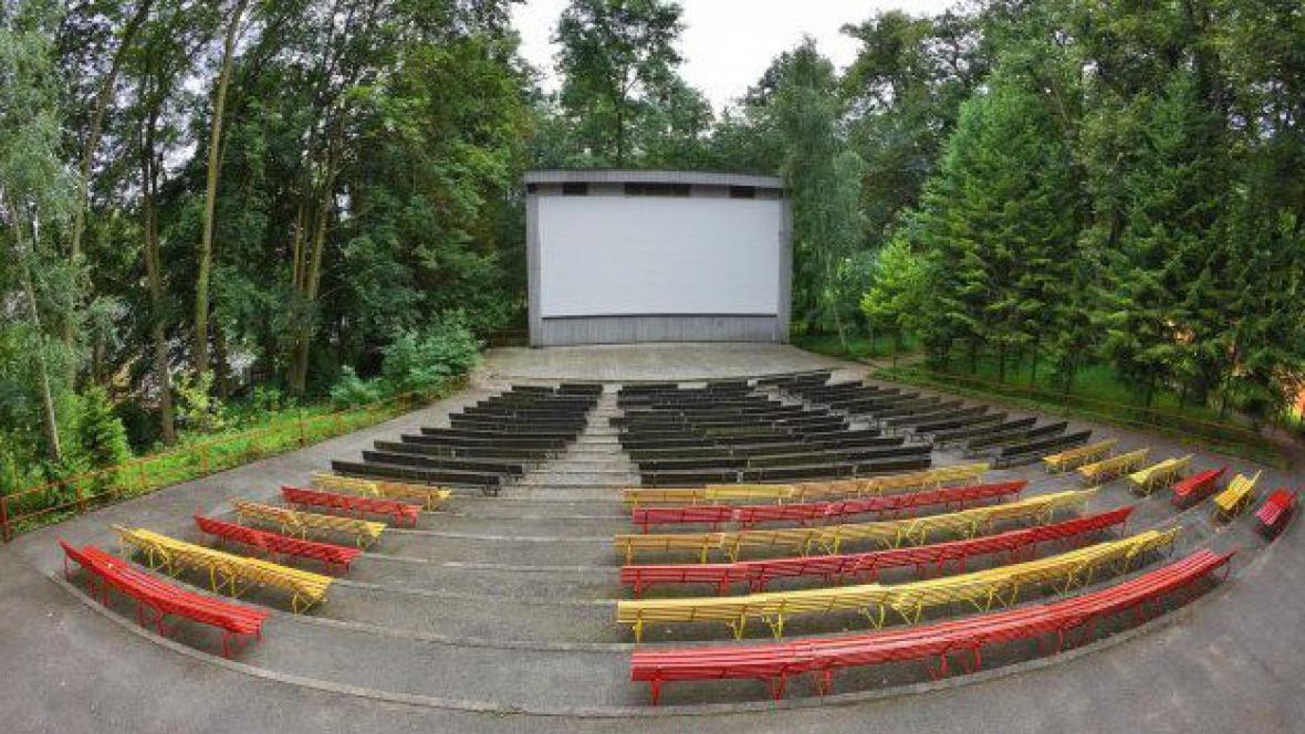 Letní kino Lysice