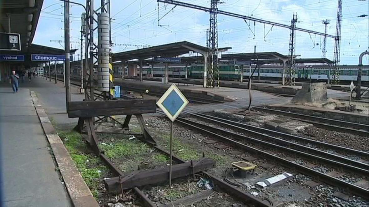 Nádraží Olomouc