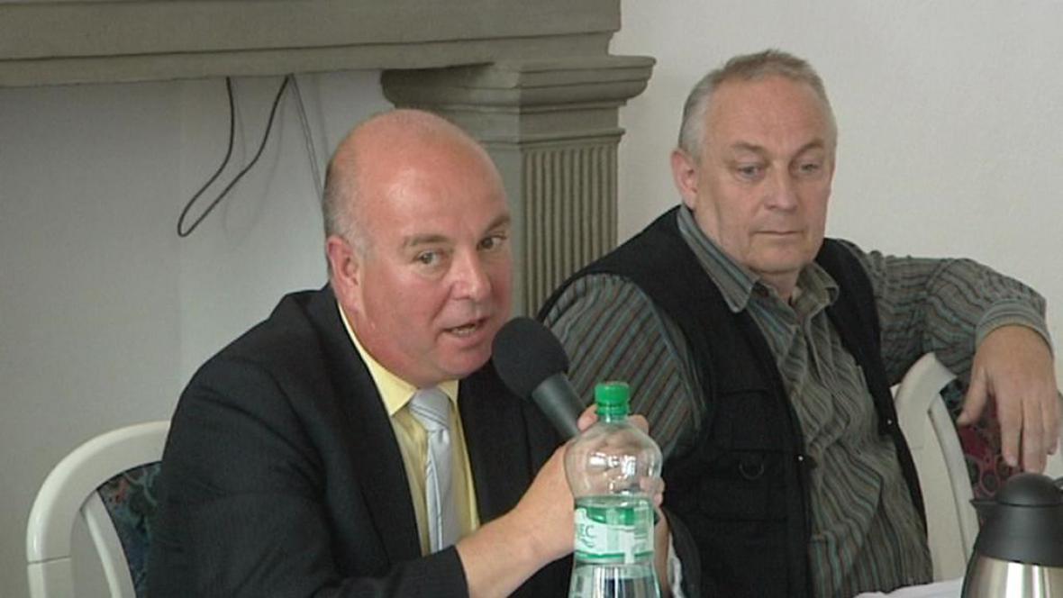 Bývalý starosta Jičína Martin Puš