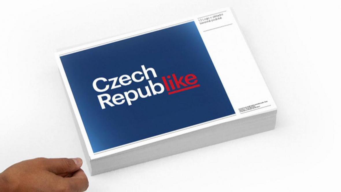 Nové turistické logo