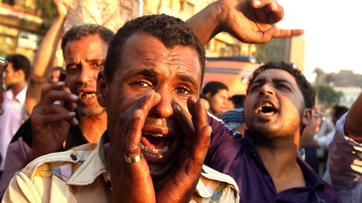 Protesty proti verdiktu soudu