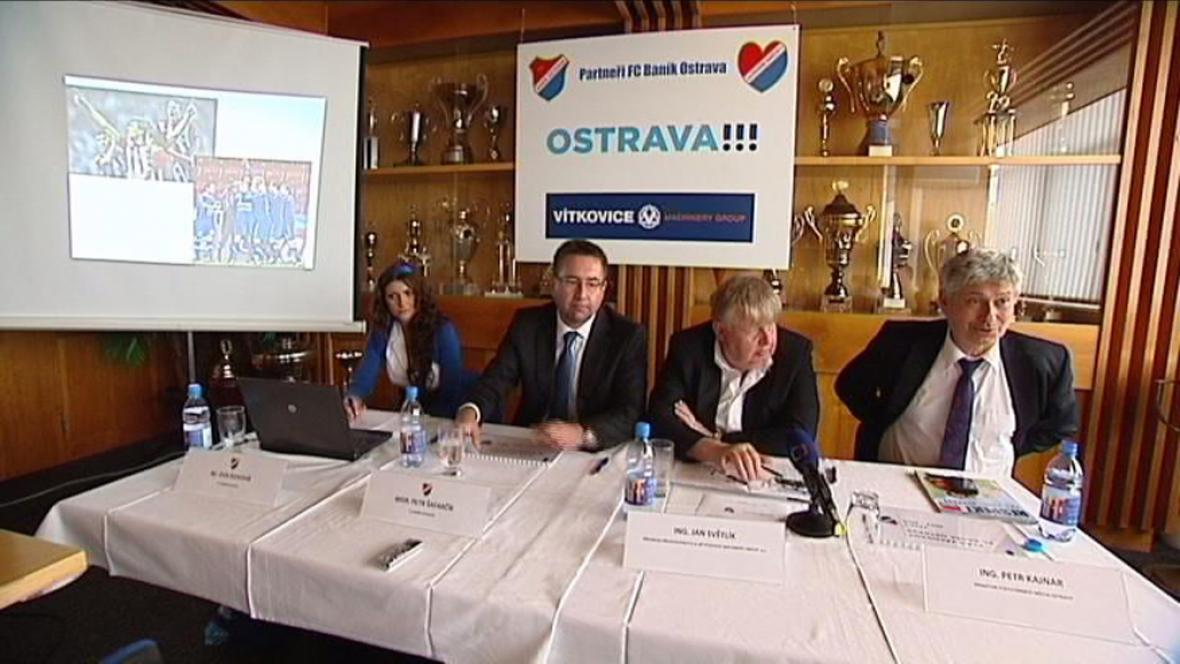 Záchrana Baníku Ostrava