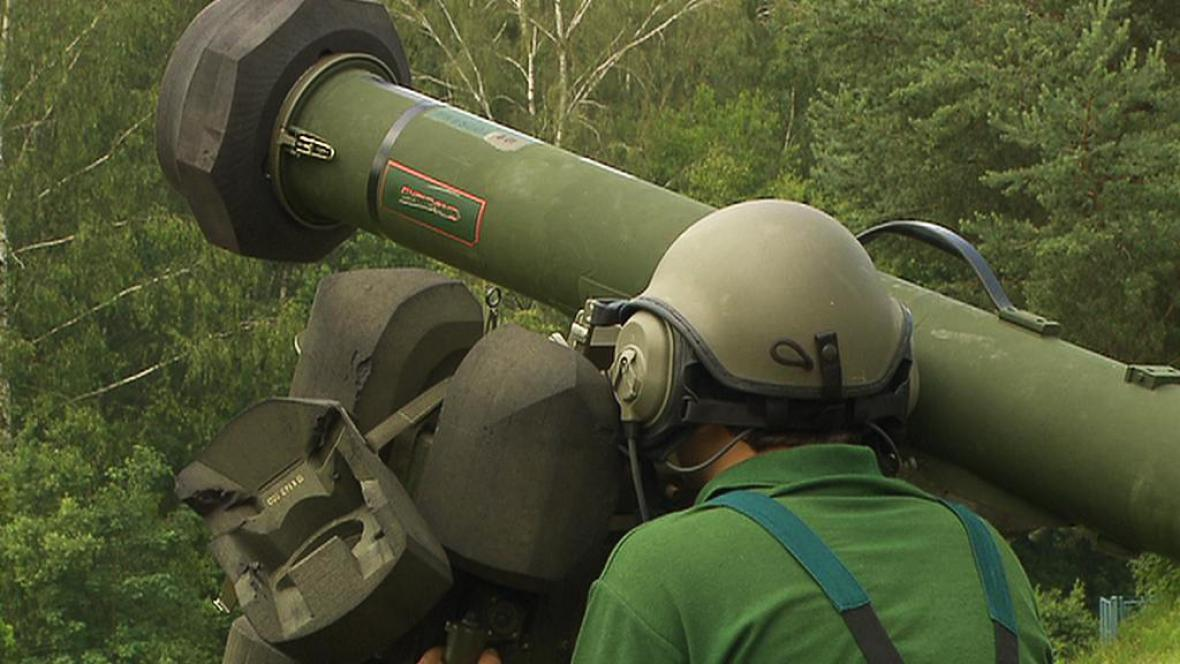 Raketový systém krátkého doletu Bofors