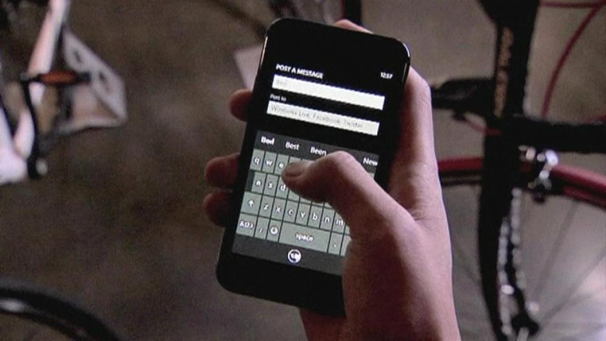 Chytrý telefon