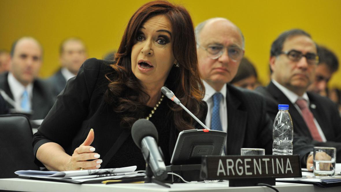 Cristina Fernandézová