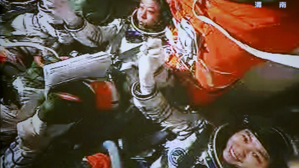Vesmírná posádka Šen-čou 9