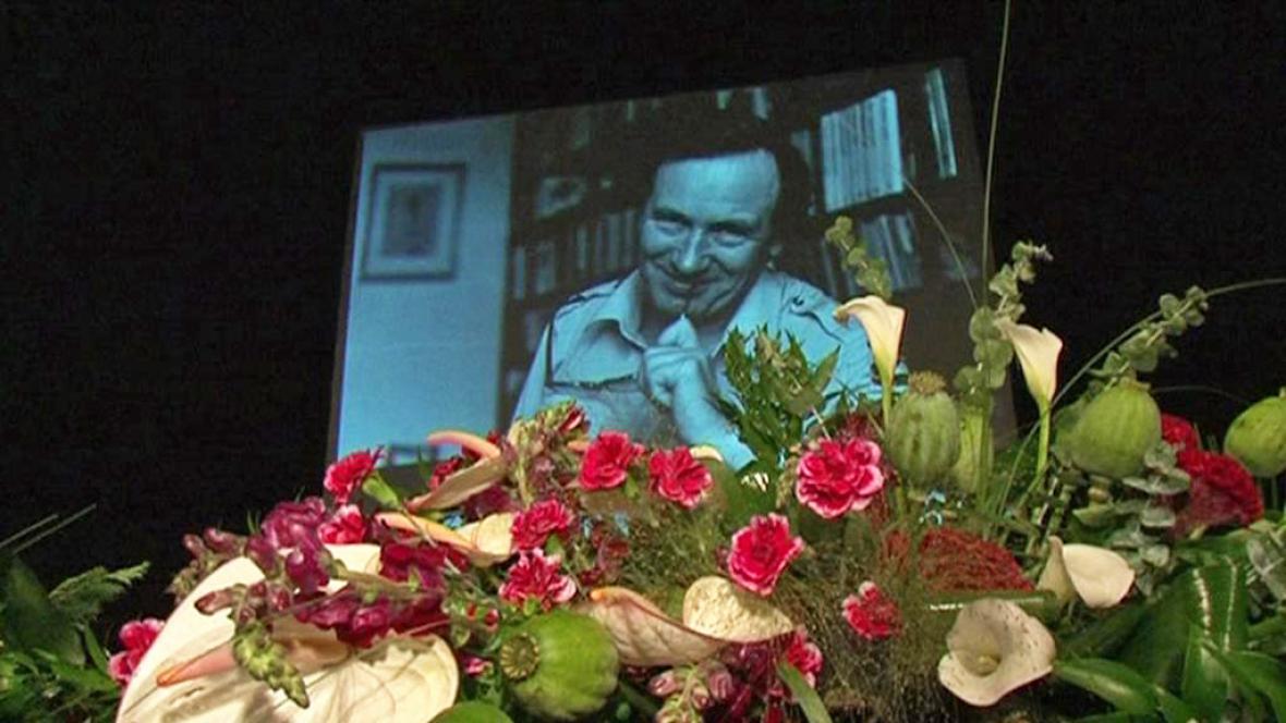 Pohřeb Jaroslava Šabaty