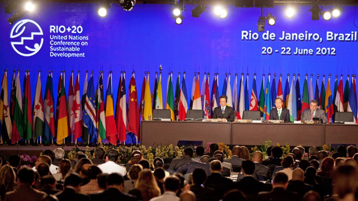 Konference Rio+20