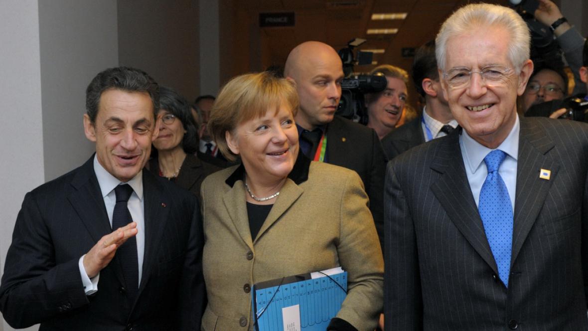 Summit EU k rozpočtovému paktu