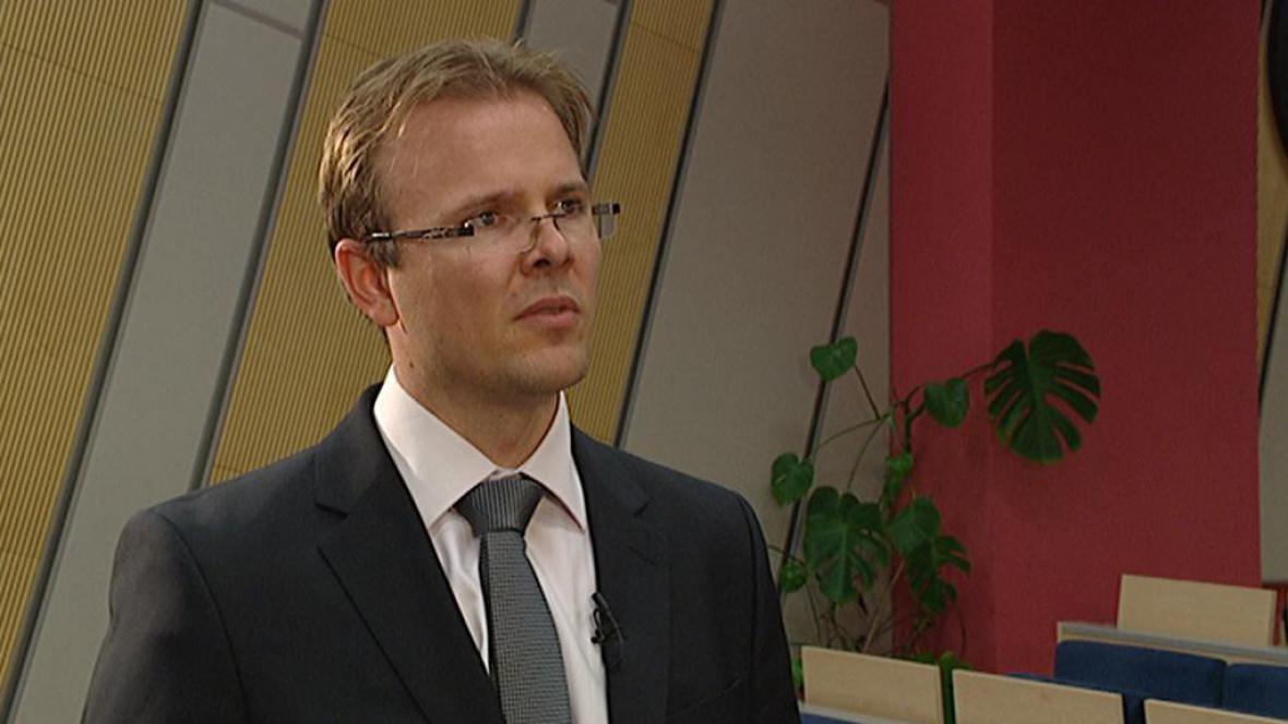Juraj Kotian, hlavní analytik pro střední a východní Evropu Erste Group
