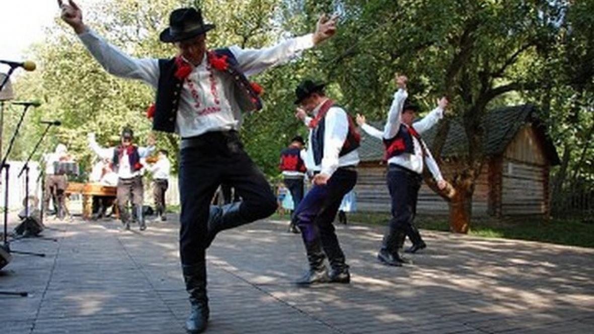 Folklorní festival Strážnice
