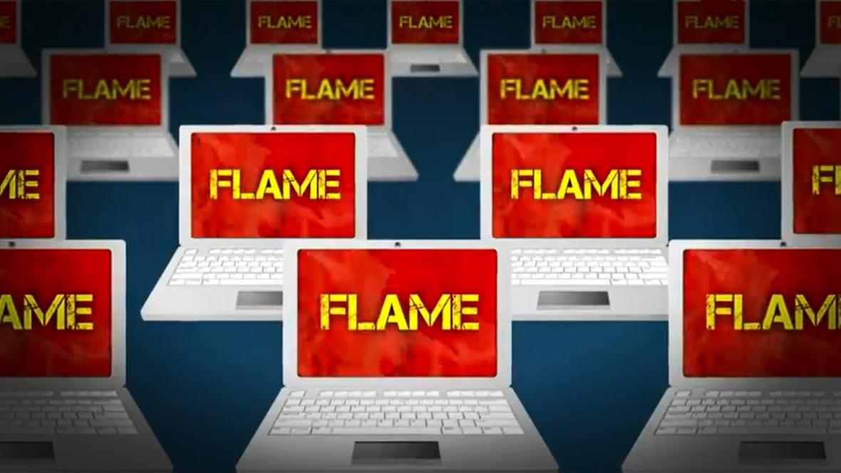 Virus Flame