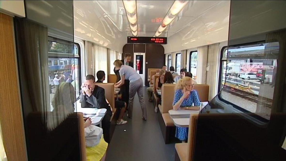 Railways a restaurační vůz