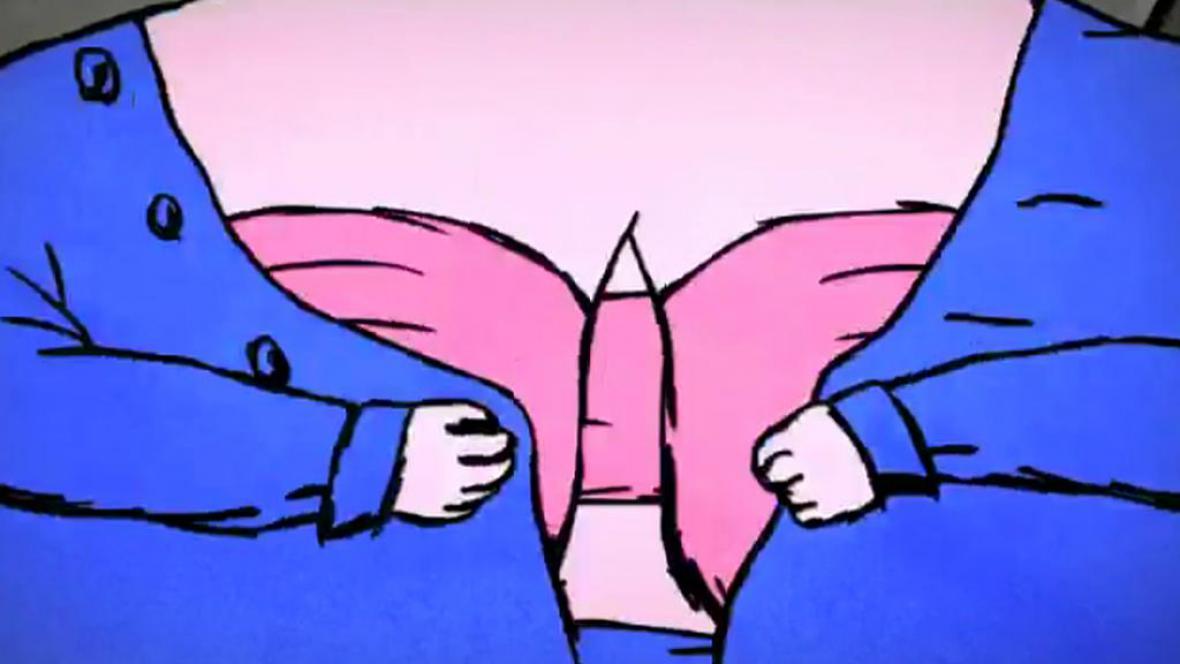 Animovaný film Tramvaj