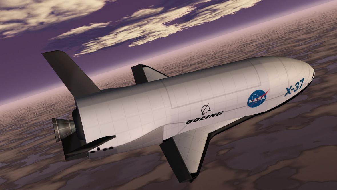 Raketoplán Boeing X-37B