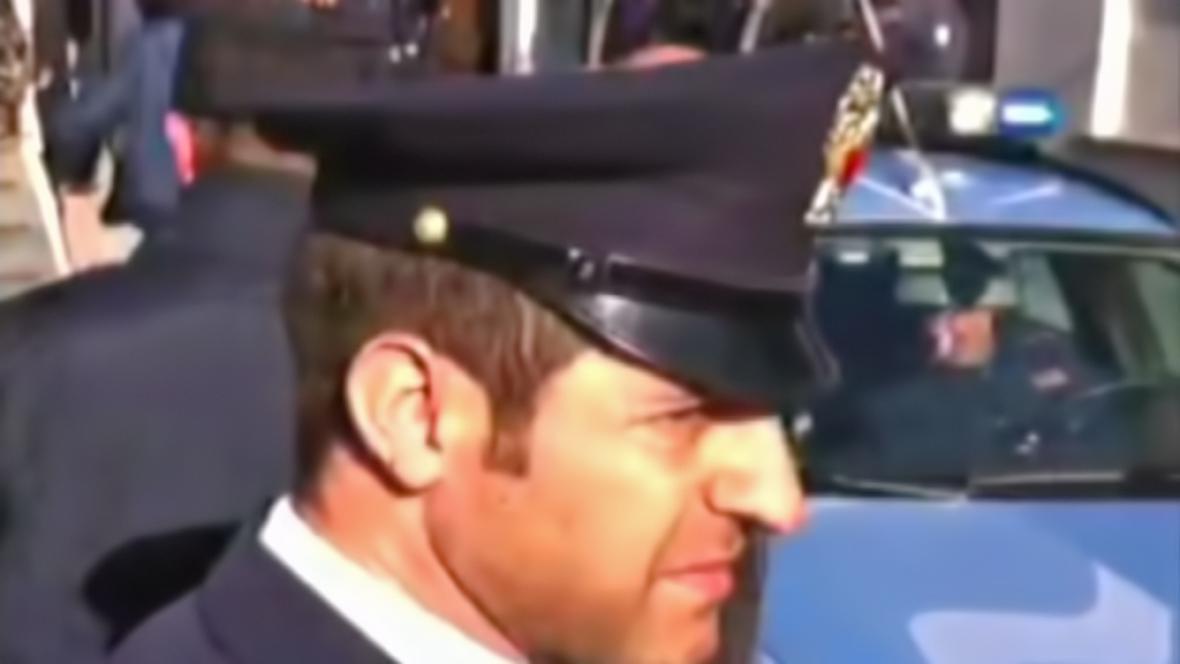 Neapolská policie