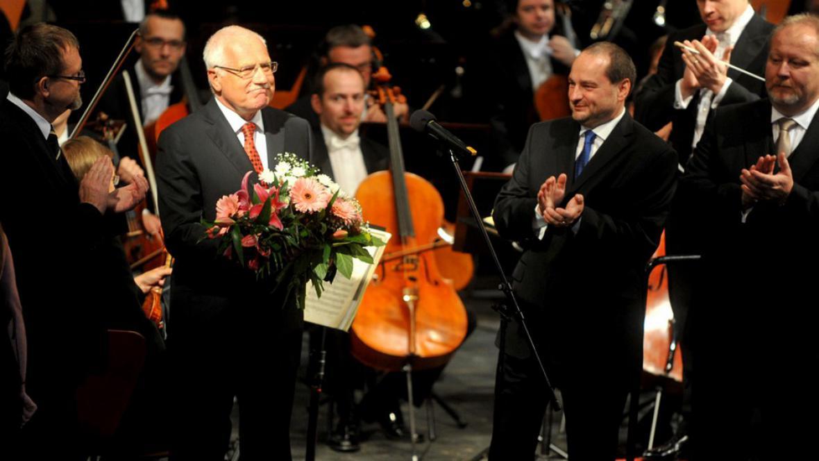 Zahájení Smetanovy Litomyšle 2012