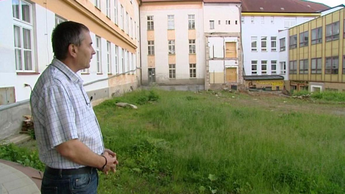 Škola v Přibyslavi