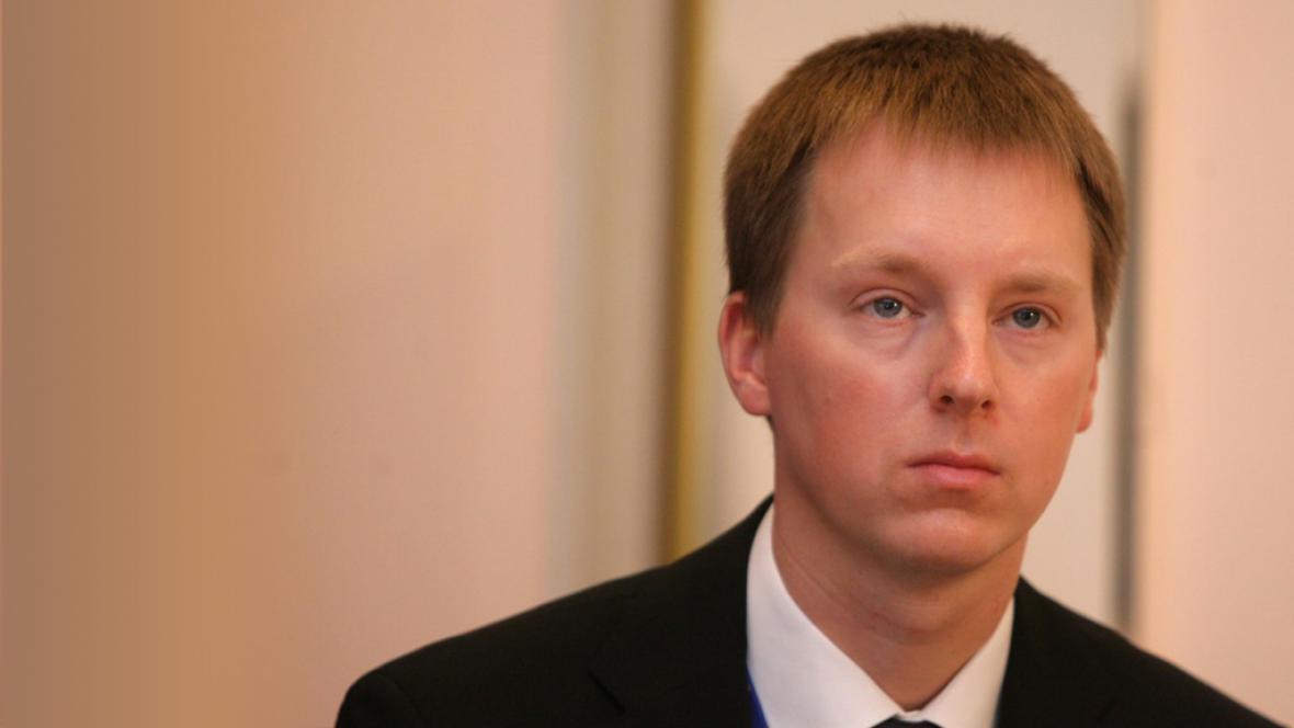 Jiří Staněk na snímku z roku 2007