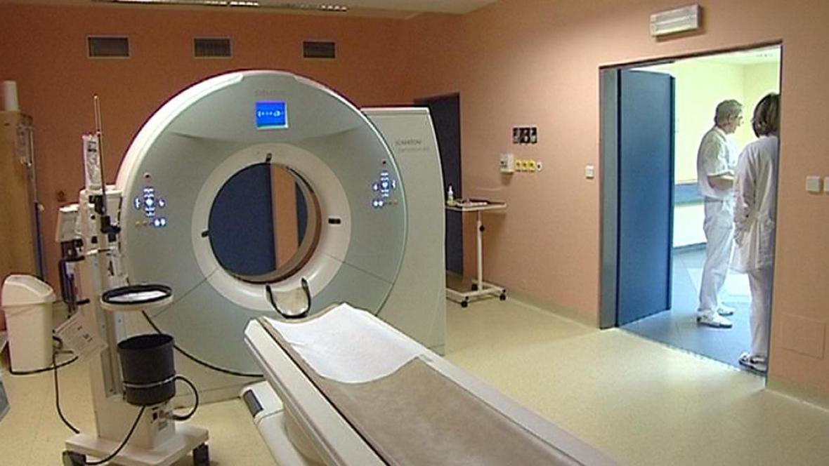 Počítačový tomograf