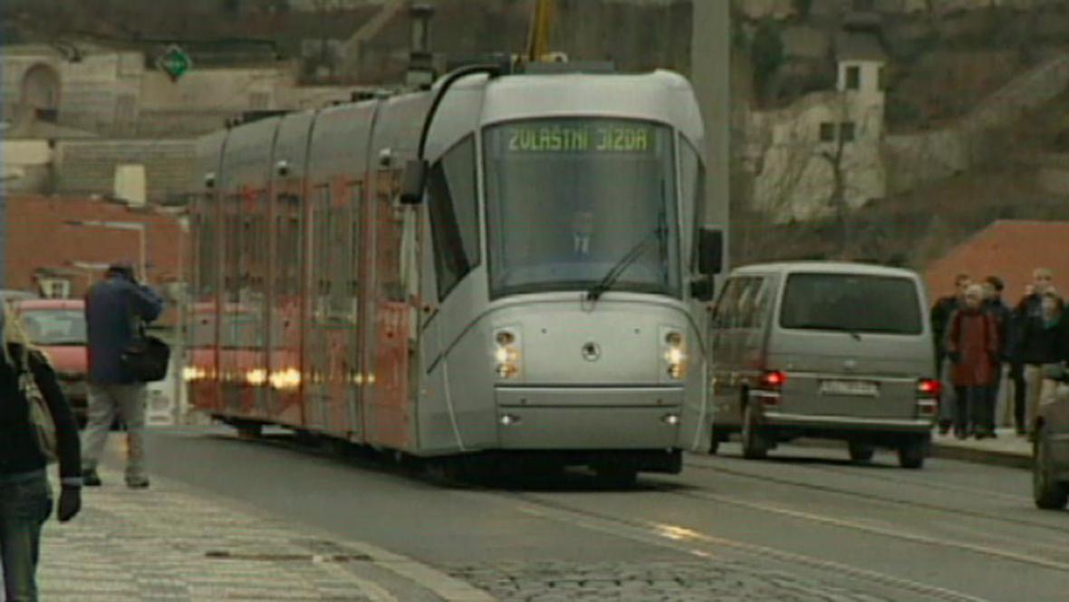 Poruchová tramvaj Porsche