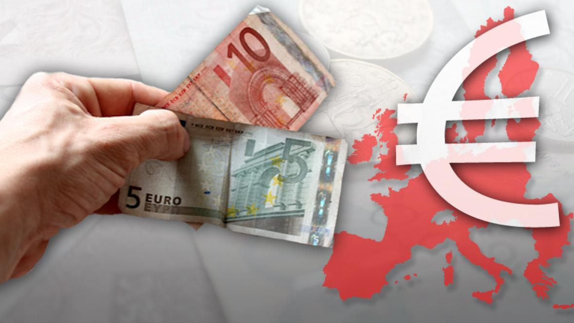 Placení eurem