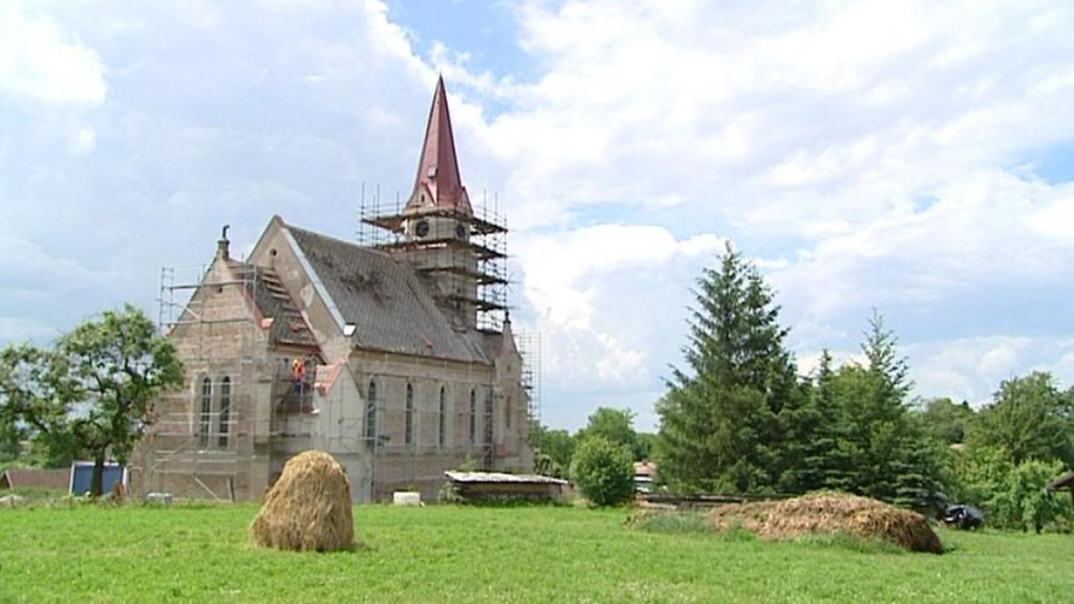 Bohuslavický kostel